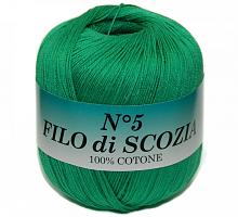 Filo Di Scozia №8 (Фило Ди Скозиа №8 - 53 зеленый
