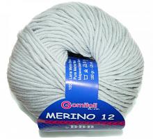 Мерино12 9501 дымчато-серый