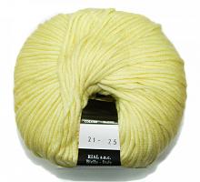 Пряжа Морбидоне 500 (Morbidone 500), цвет 021 нежно желтый
