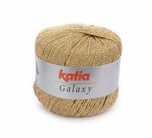 Пряжа Galaxy (Гэлекси), цвет 16 золото