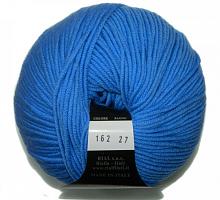 Пряжа Морбидоне (Morbidone) 162 очень голубой