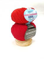 Пряжа Морбидоне (Morbidone) 118 красный