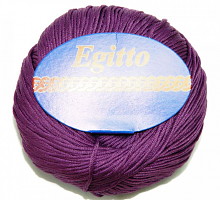 Пряжа Египет (Egitto) 29 фиолет