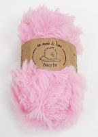 Пряжа Fancy fur (Фанси фе), цвет 163 миндаль