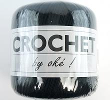 OKE CROCHET, 12 черный