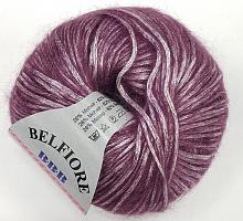 Пряжа Вelfiore (Бельфиоре) 16 вишня