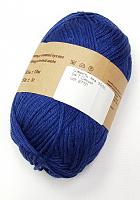 Пряжа Як-силк №04 темно-синий