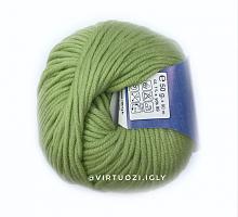 Макси Софт ( Maxi Soft) 5282 зеленый горошек