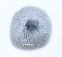 Пряжа Angora Soft (Ангора Софт), цвет 7331 голубой