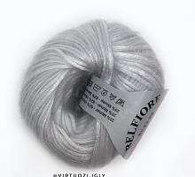 Пряжа Вelfiore (Бельфиоре) 11 серебро
