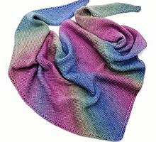 Super Soft (Суперсофт) 8510  розово-голубой микс