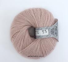 Пряжа Сетал (Setal), цвет 174 нежно-розовый