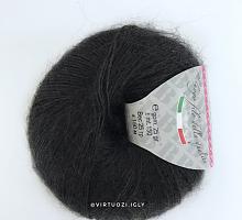 Пряжа Сетал (Setal), цвет 0200 черный