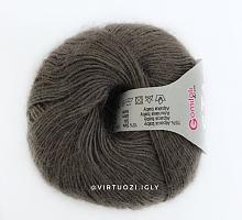 Пряжа Сетал (Setal), цвет 7076 кофе американо