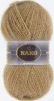Пряжа Naco Mohair Delicate цвет 6105 песочный