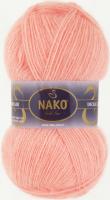 Пряжа Naco Mohair Delicate цвет 6115 персиковый