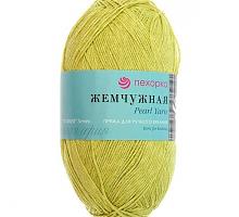 """""""Жемчужная"""", цвет 33 золотистая олива"""