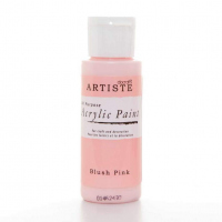 Краска акриловая ARTISTE бледно-розовый