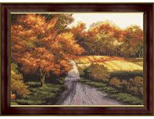 """Набор для вышивания """"Осенний этюд"""""""