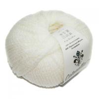 Пряжа Катенелла (Catenella), цвет 001 белый