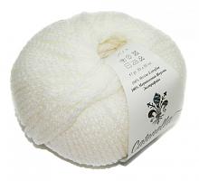 Пряжа Катенелла (Catenella) 001 белый