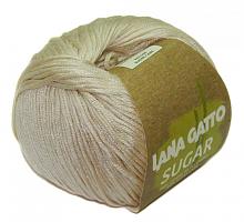 Пряжа Сахар (SUGAR), цвет 7649 бежевый