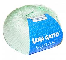 Пряжа Сахар (SUGAR), цвет 7662 мятный
