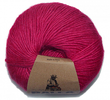 Пряжа Палла цвет 9004 малиновый