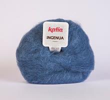 Мохер INGENUA (Ингения) цвет 38 синий