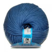 Мерино-12 цвет 13 спокойный светло синий - колокольчик