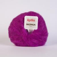 Мохер INGENUA (Ингения) цвет 39 ярко-фиолетовый