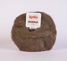 Мохер INGENUA (Ингения) цвет 43 светло-коричневый