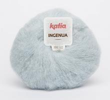 Мохер INGENUA (Ингения) цвет 57 нежно-джинсовый