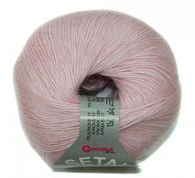 Пряжа Сетал (Setal), цвет 86276 пудра