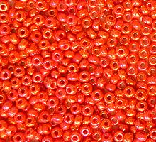 Бисер керамический радужный 94170