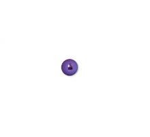 """Бусины """"Zlatka"""" пластик 18 мм, цвет 58 фиолетовый"""