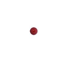 """Бусины """"Zlatka"""" пластик 18 мм, цвет 10 т.красный"""