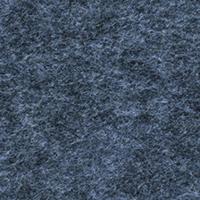 Лист фетра, черный крапчатый, 30см х 45см х 3 мм