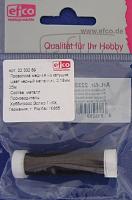 Проволока медная на катушке 0,18 мм, черная