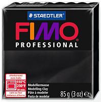 Полимерная глина FIMO «PROFESSIONAL» цвет черный