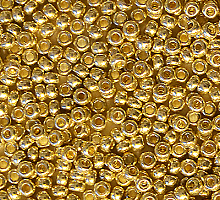 Бисер металлик 18303