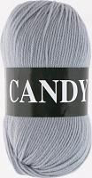 Пряжа Vita Candy, цвет 2531 серебро