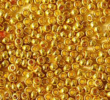 Бисер металлик 18388