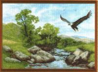 Рисунок на канве 37х49см арт.716
