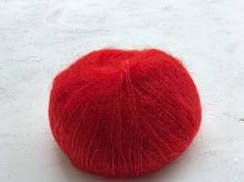 Пряжа Софт Дрим (Soft Dream) 15 красный