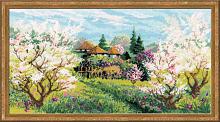 """Набор для вышивания арт.СС-1275 Б """"Яблоневый сад"""" 41x23 см"""