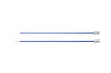 """Спицы прямые """"Zing"""" 4,5мм/25см, иолит (фиолетовый), 2шт в упаковке"""