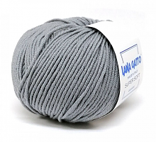 Lana Gatto Super Soft (Суперсофт) 14126 стальной серый