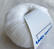 Lana Gatto Макси Софт ( Maxi Soft) 10001 белый