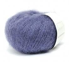 Lana Gatto Silk Mohair (Силк Мохер) 9373 серо-фиолетовый